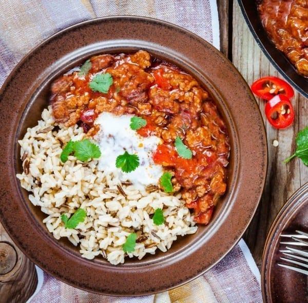 Foodie Fit - Mexi Bowl