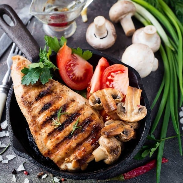 Foodie Fit - Chicken Breast Build Your Own Meals