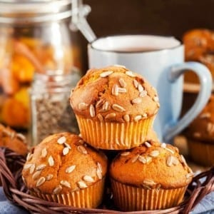 Foodie Fit - Protein Muffins