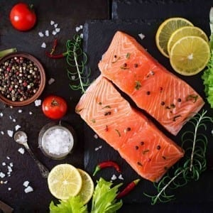 Foodie Fit -Salmon