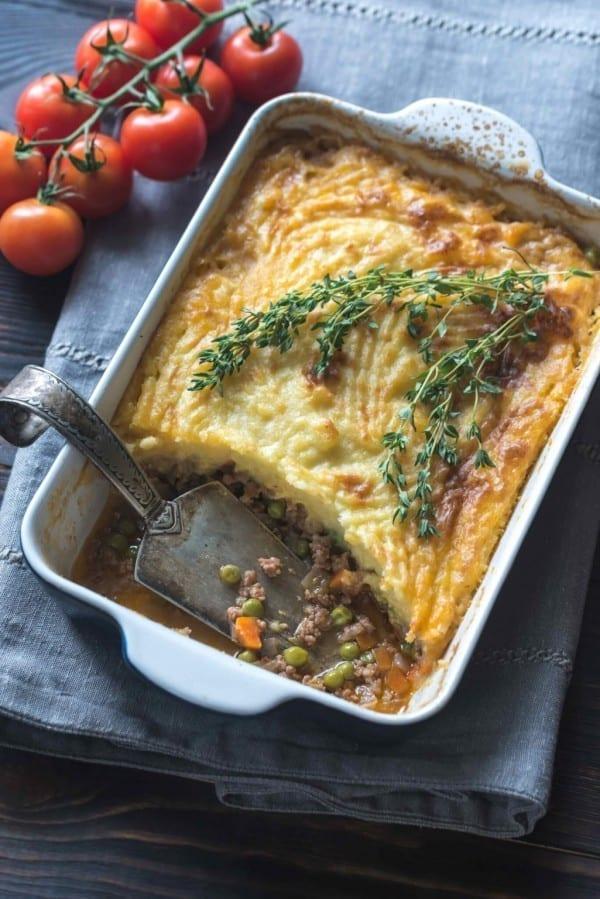Foodie Fit - Shepherds Pie